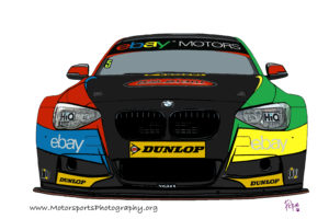 Colin turkington 2013