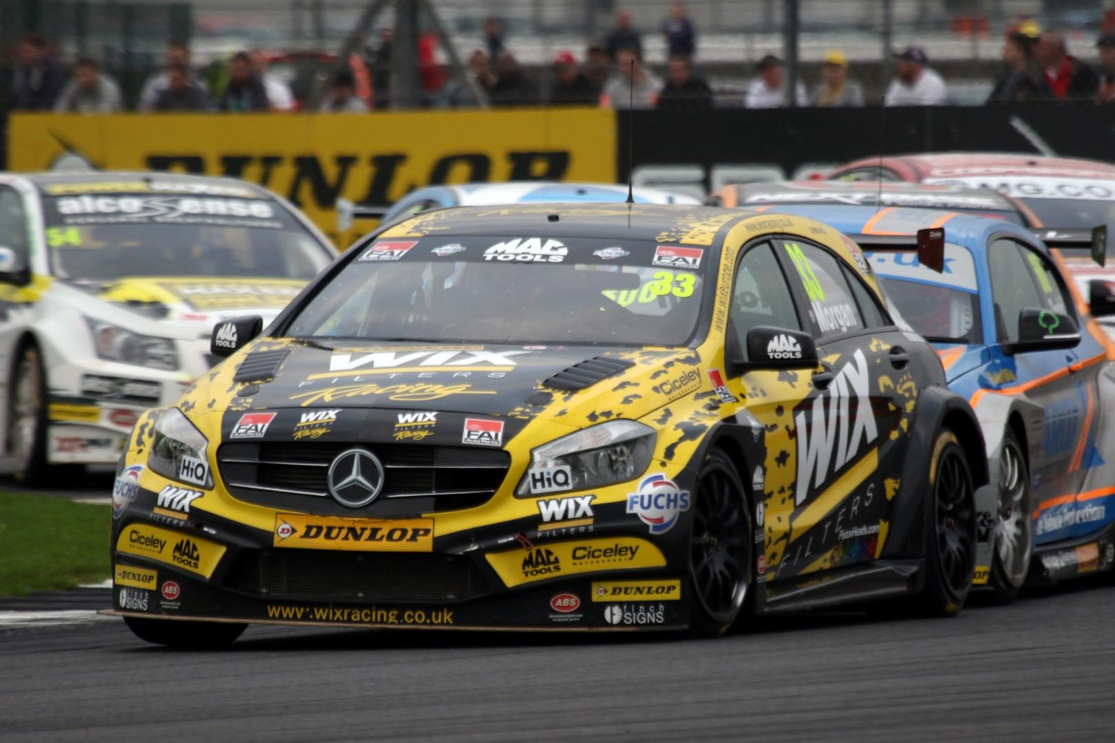 BTCC 2016 Round 9 – Silverstone – Motorsports Photography LTD.